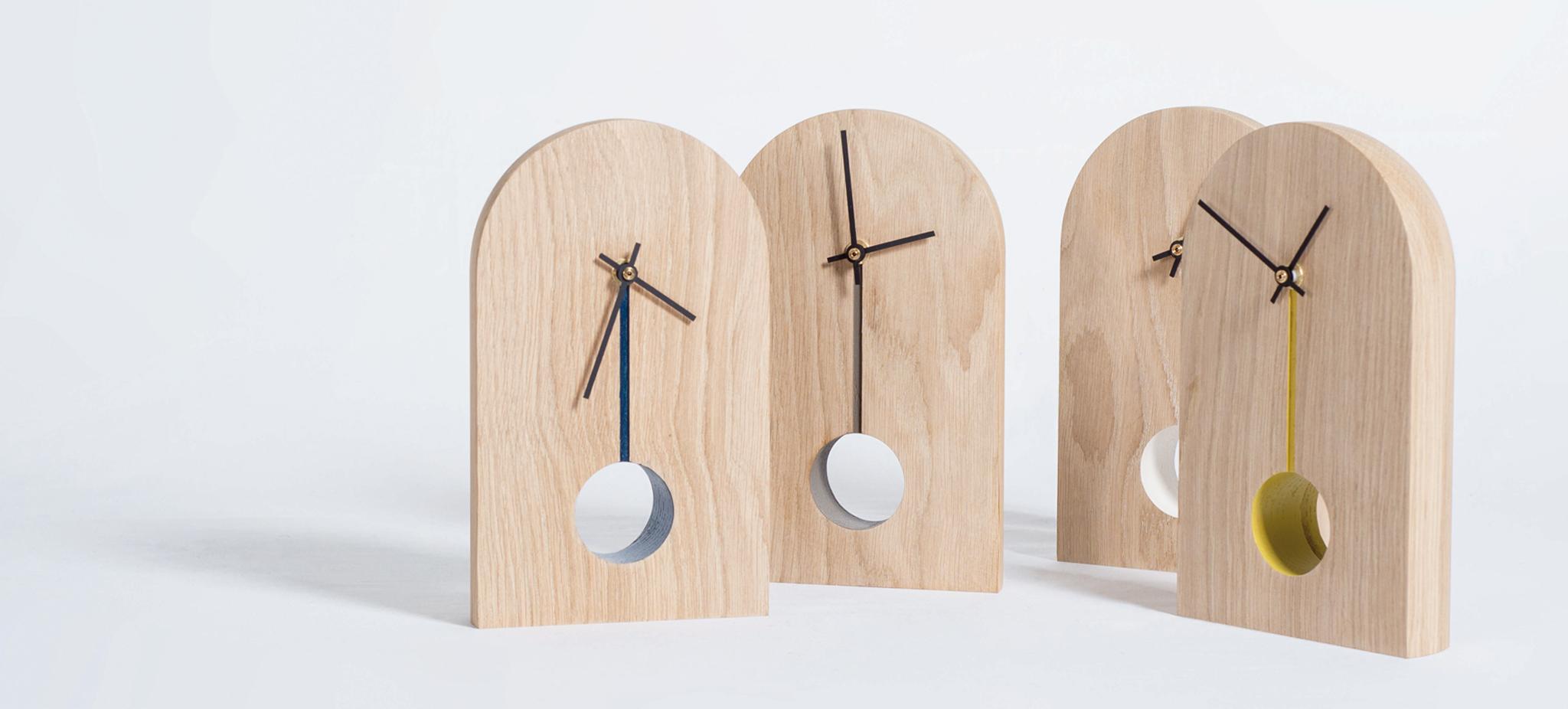 Horloges pour Drugeot Labo